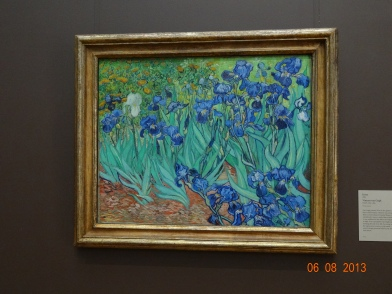 Getty Van Gogh